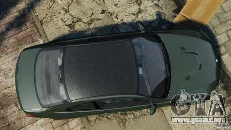 BMW M3 E92 2007 v1.0 [Beta] para GTA 4 visión correcta