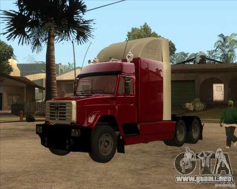 Super Zil v 2.0 para GTA San Andreas