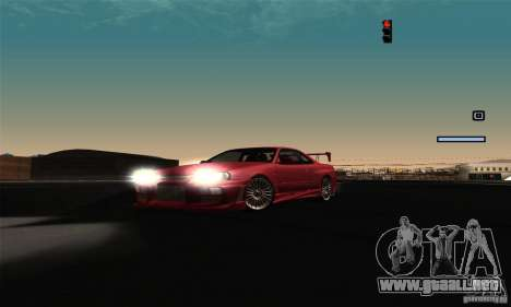 ENB Series 2013 HD by MR para GTA San Andreas octavo de pantalla