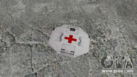 Nueva caja de caché Kit Halo para GTA 4