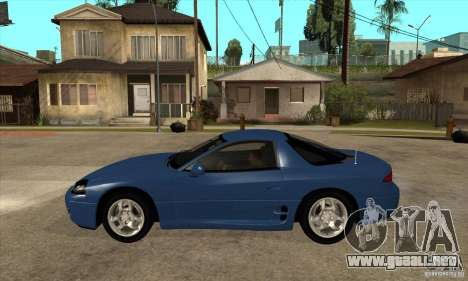 Mitsubishi 3000GT - Stock para GTA San Andreas left