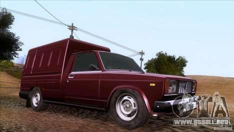 IZH 27175 para la visión correcta GTA San Andreas