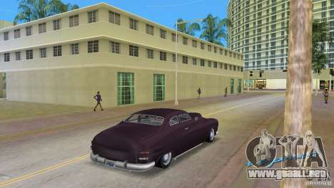 Hermes HD para GTA Vice City left