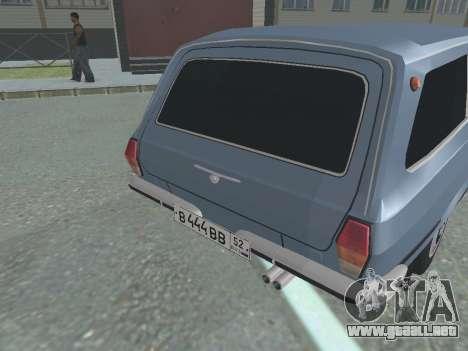 Volga GAZ-24 12 para la visión correcta GTA San Andreas