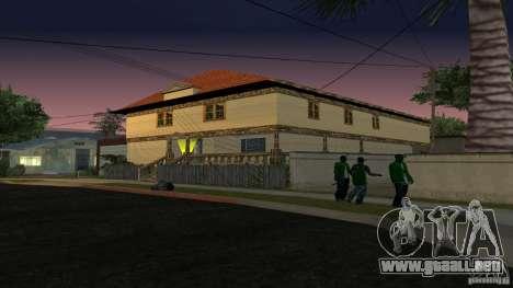 Nuevas texturas de casas y garajes para GTA San Andreas tercera pantalla