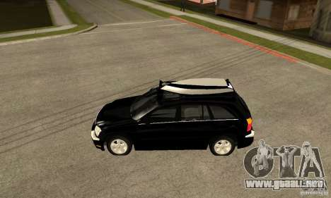 Chrysler Pacifica para GTA San Andreas left