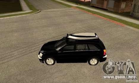 Chrysler Pacifica para GTA San Andreas left