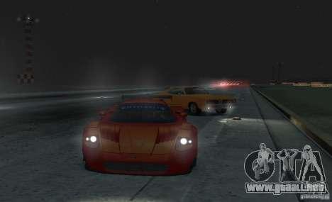 Maserati MC12 R para GTA 4