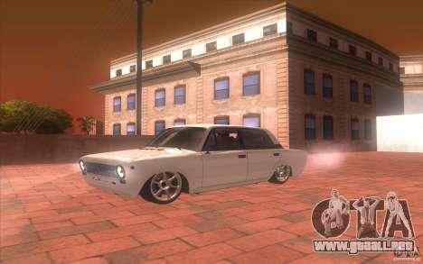 VAZ 2101 coche Tuning para la visión correcta GTA San Andreas