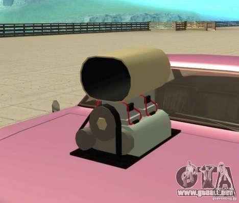 Car Tuning Parts para GTA San Andreas