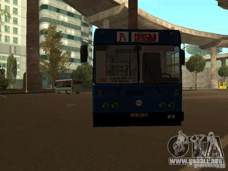 YAZ 5267 para GTA San Andreas