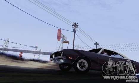 ENBSeries by dyu6 v6.5 Final para GTA San Andreas séptima pantalla