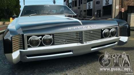 Buick Riviera 1966 v1.0 para GTA motor 4
