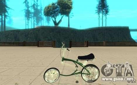 Custom Bike para GTA San Andreas left