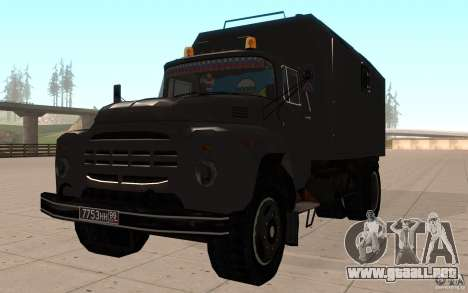 ZIL 130 Radio Butka para GTA San Andreas
