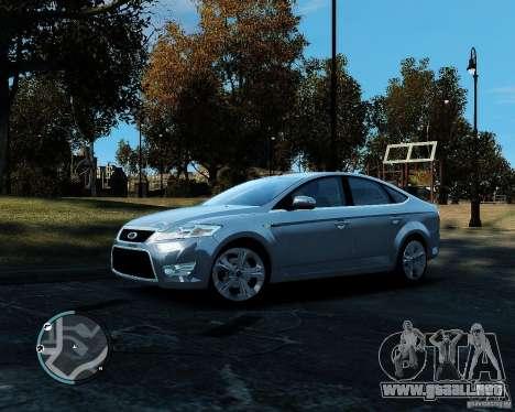 Ford Mondeo 2009 v1.0 para GTA 4