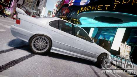 BMW 318i Light Tuning v1.1 para GTA motor 4
