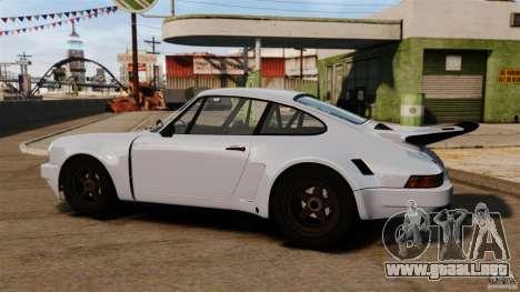 Porsche 911 Carrera RSR 3.0 Coupe 1974 para GTA 4 left