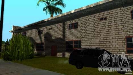 Apartamento de dos habitaciones para GTA San Andreas sexta pantalla