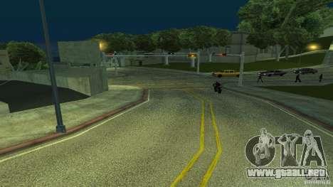 New HQ Roads para GTA San Andreas undécima de pantalla