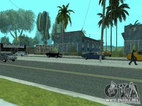 Mega Cars Mod para GTA San Andreas quinta pantalla