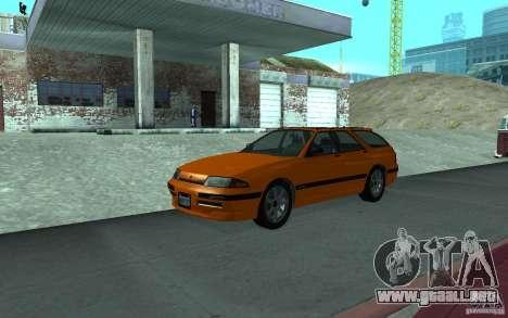 Estrato de GTA IV para visión interna GTA San Andreas