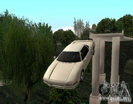 Hjphill V2_0_1 para GTA San Andreas segunda pantalla