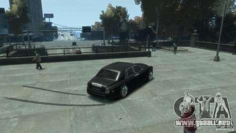 Rolls-Royce Phantom para GTA 4 visión correcta