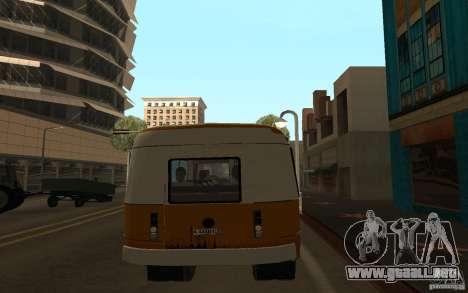 Kavz 3976 KAVZOZIL para la visión correcta GTA San Andreas