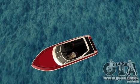 GTAIV Tropic para la visión correcta GTA San Andreas