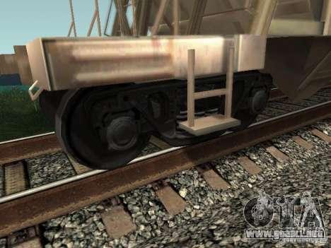 Tolva de cemento para la visión correcta GTA San Andreas