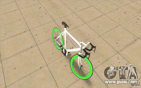 Fixie Bike para GTA San Andreas