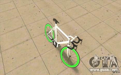 Fixie Bike para GTA San Andreas