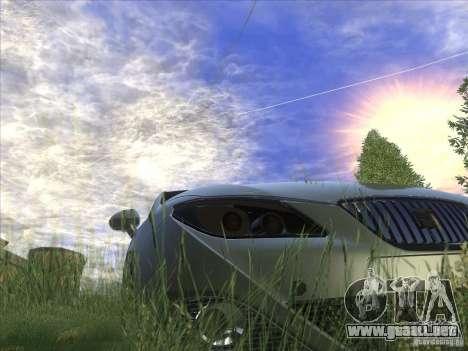 Seat Ibiza 2008 para la visión correcta GTA San Andreas