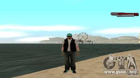 Skin Pack The Rifa Gang HD para GTA San Andreas décimo de pantalla