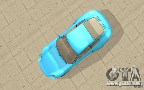 Cometa de GTA 4 para la visión correcta GTA San Andreas