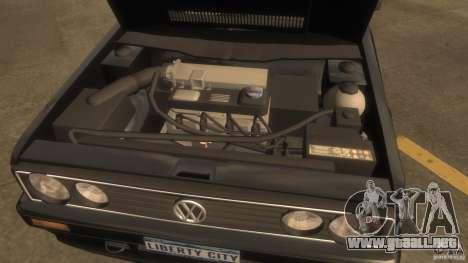 Volkswagen Golf para GTA 4 visión correcta