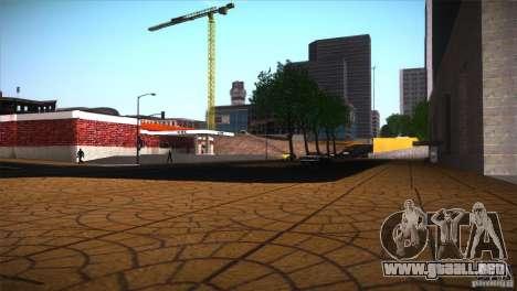 San Fierro Upgrade para GTA San Andreas quinta pantalla