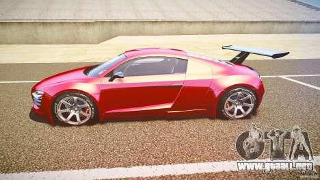 Audi R8 para GTA 4 left