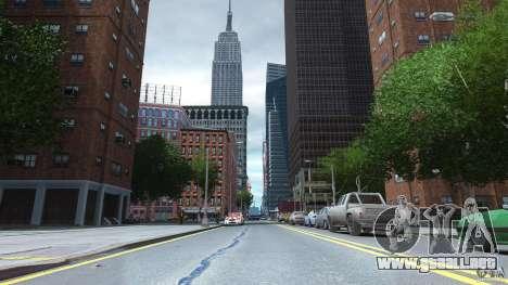 PhotoRealistic ENB V.2 para GTA 4 segundos de pantalla