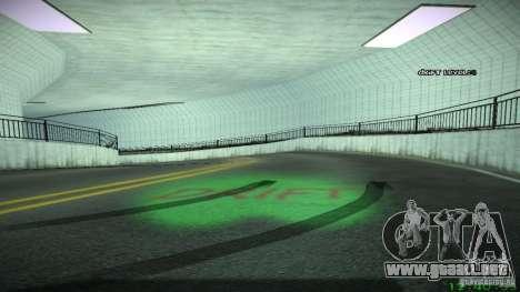 Nuevos efectos 1.0 para GTA San Andreas quinta pantalla