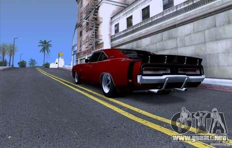 ENBSeries by HunterBoobs v3.0 para GTA San Andreas novena de pantalla
