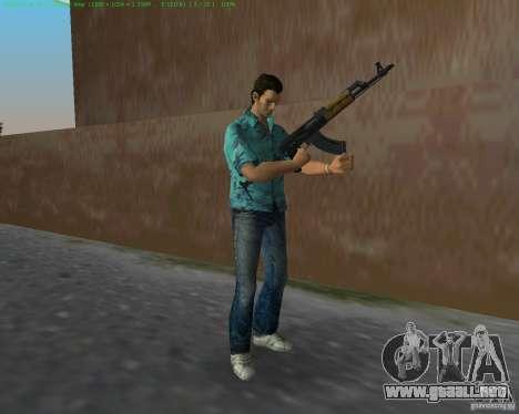 Zastava M-70AB2 para GTA Vice City segunda pantalla