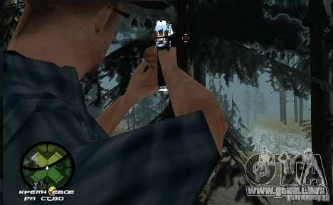 New HUD  v.2 para GTA San Andreas