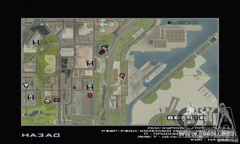 La fábrica de Coca-cola para GTA San Andreas tercera pantalla