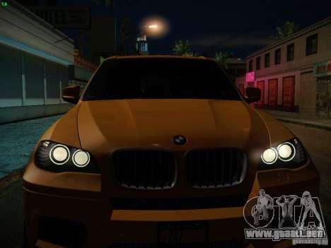 BMW X5M 2011 para el motor de GTA San Andreas
