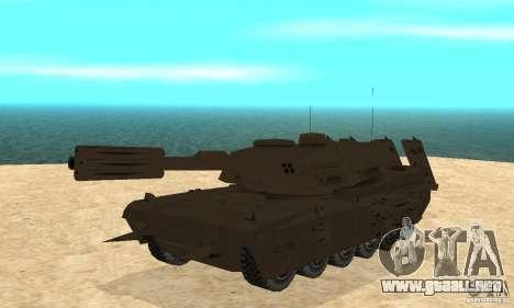 Rinoceronte tanque Megatron para GTA San Andreas