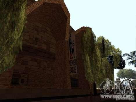 Un nuevo estadio en Los Santos para GTA San Andreas quinta pantalla