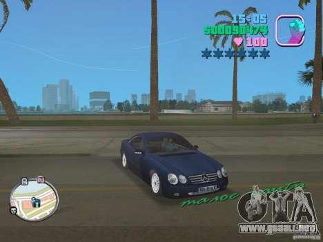 Mercedes-Benz E350 para GTA Vice City