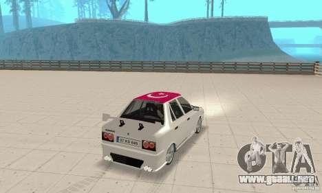 Renault Broadway para GTA San Andreas left